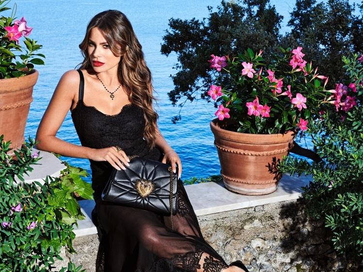 Ослепительная красота: София Вергара — новое лицо Dolce&Gabbana (ФОТО) - фото №4