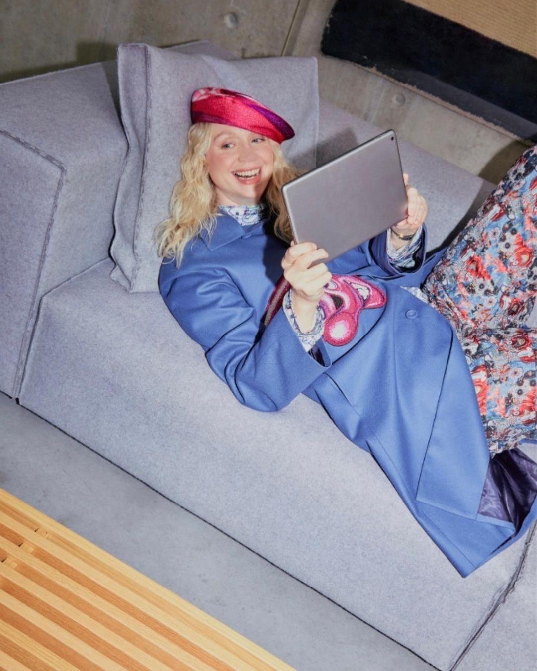 Роберт Паттинсон, Кейт Мосс, Белла Хадид и другие звезды в рекламной кампании Dior Pre-Fall 2021 (ФОТО) - фото №5