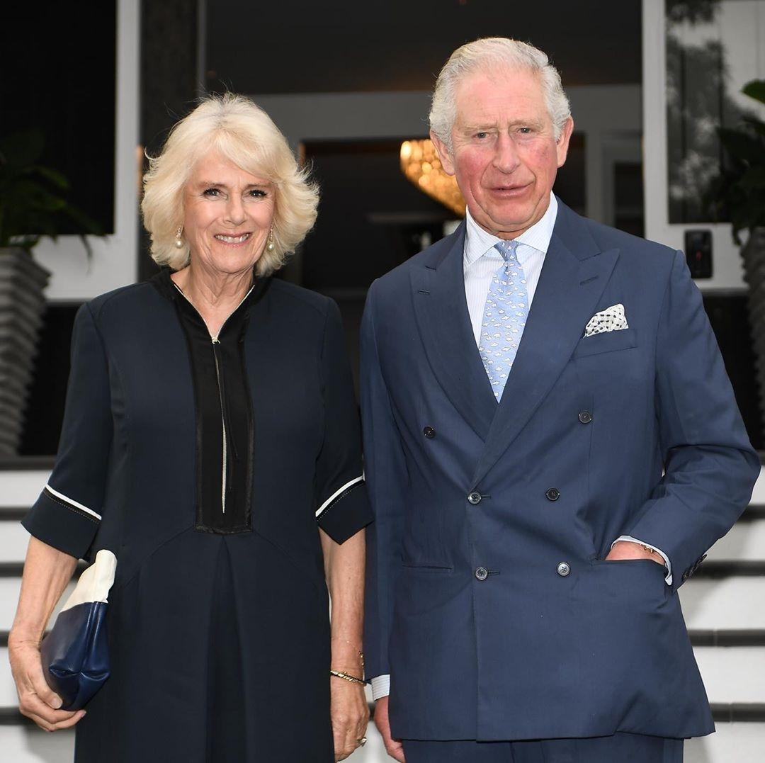 Жена принца Чарльза обратилась к женщинам, страдающим от домашнего насилия (ВИДЕО) - фото №2