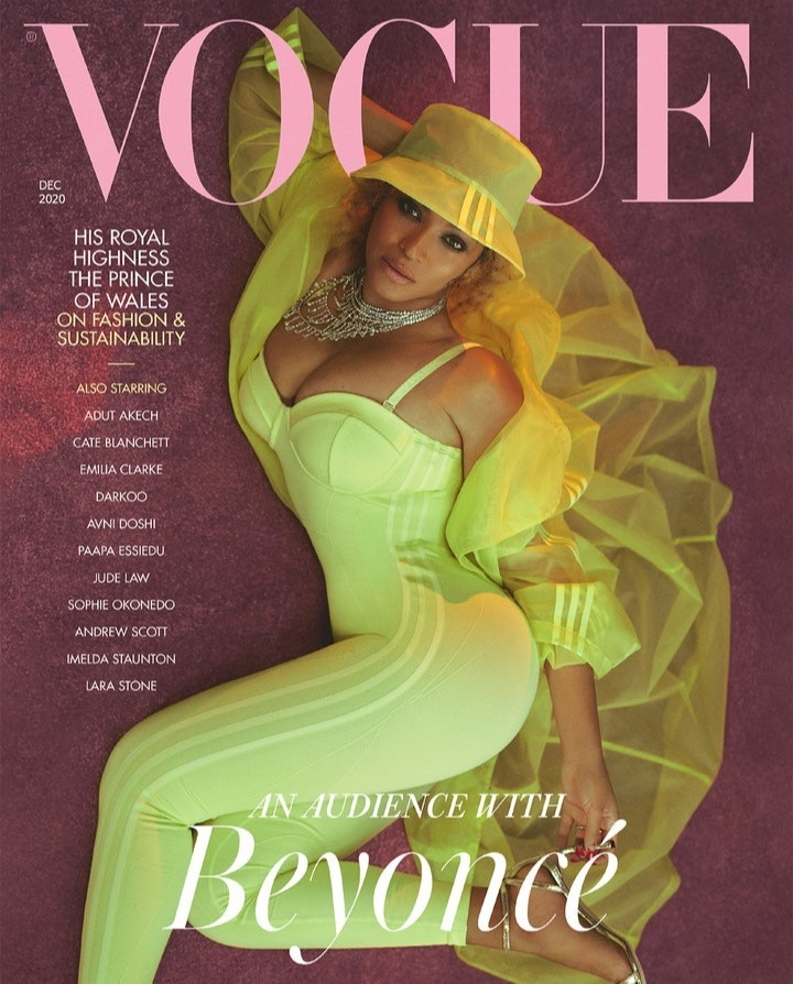 """""""Чтобы зажигать со мной, нужно терпение"""": Бейонсе снялась для Vogue и поделилась интересными фактами о себе - фото №1"""