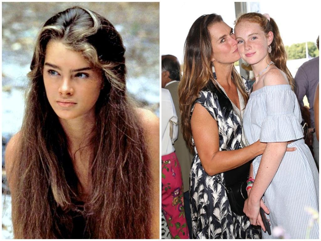 Все в мать: как выглядят дочки мировых супермоделей - фото №4