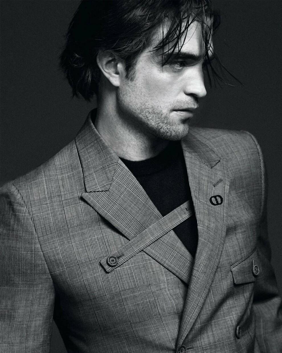 Любуемся: Роберт Паттинсон снялся в рекламной кампании Dior Homme (ФОТО) - фото №1