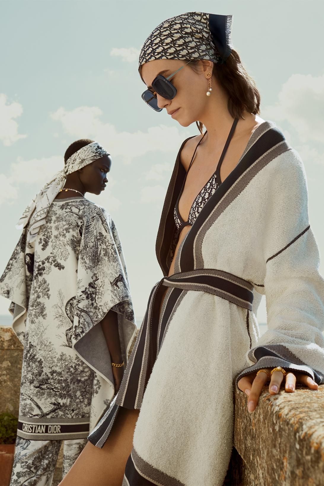 Тренд на комфорт. Dior выпустили коллекцию домашней одежды (ФОТО+ВИДЕО) - фото №1