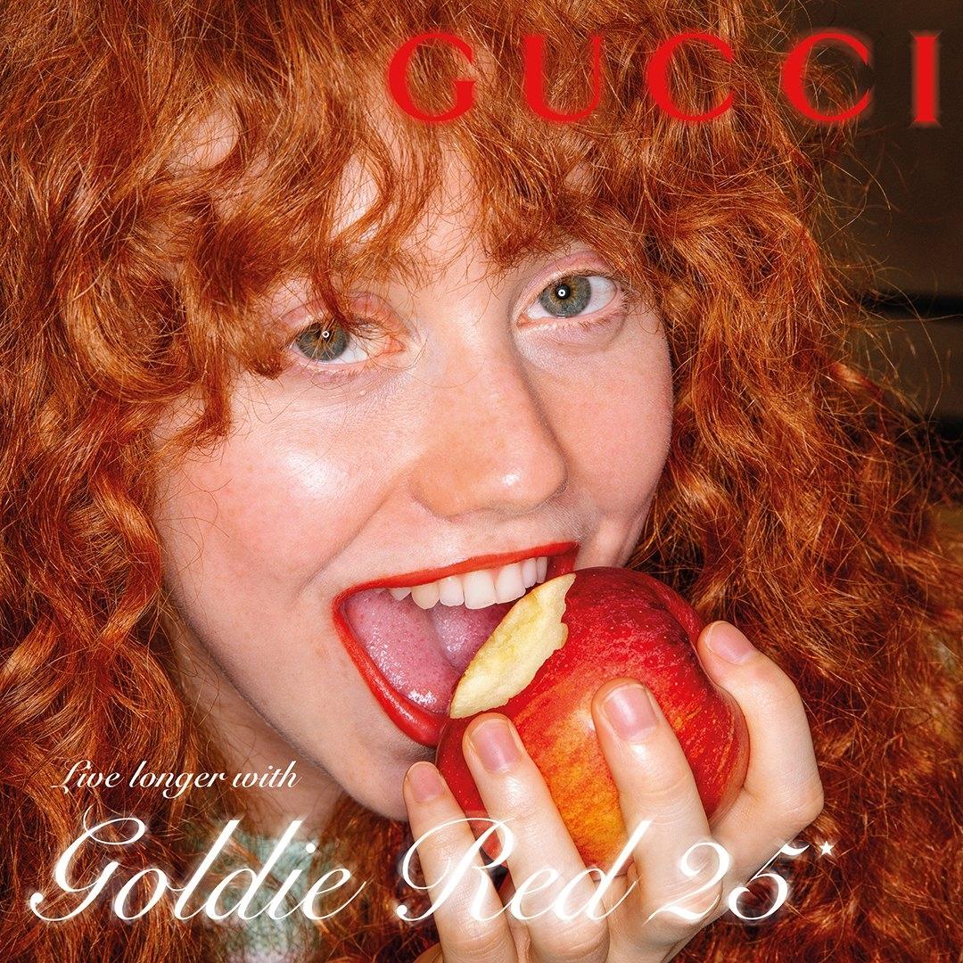 Игра в ассоциации и новые стандарты красоты: Gucci Beauty выпустили рекламу красной помады (ФОТО) - фото №3