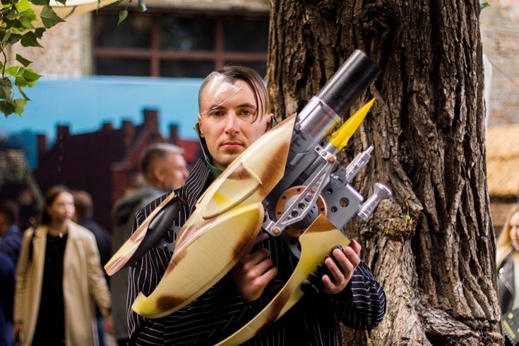 Comic Con Ukraine 2021 посетили мировые кинозвезды Марк Дакаскос, Наталия Тена и Анна Шаффер - фото №4