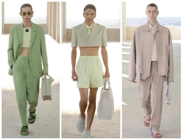 Неделя мужской моды в Милане: Fendi, Prada и другие бренды (ФОТО) - фото №1