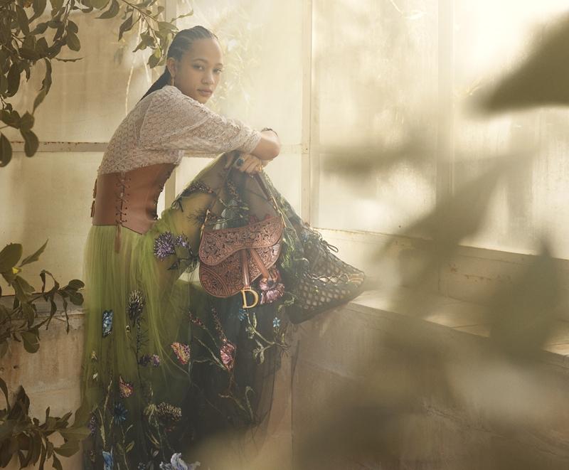 Мифы, музы и богини. Смотрите новую рекламную кампанию Christian Dior (ФОТО+ВИДЕО) - фото №1