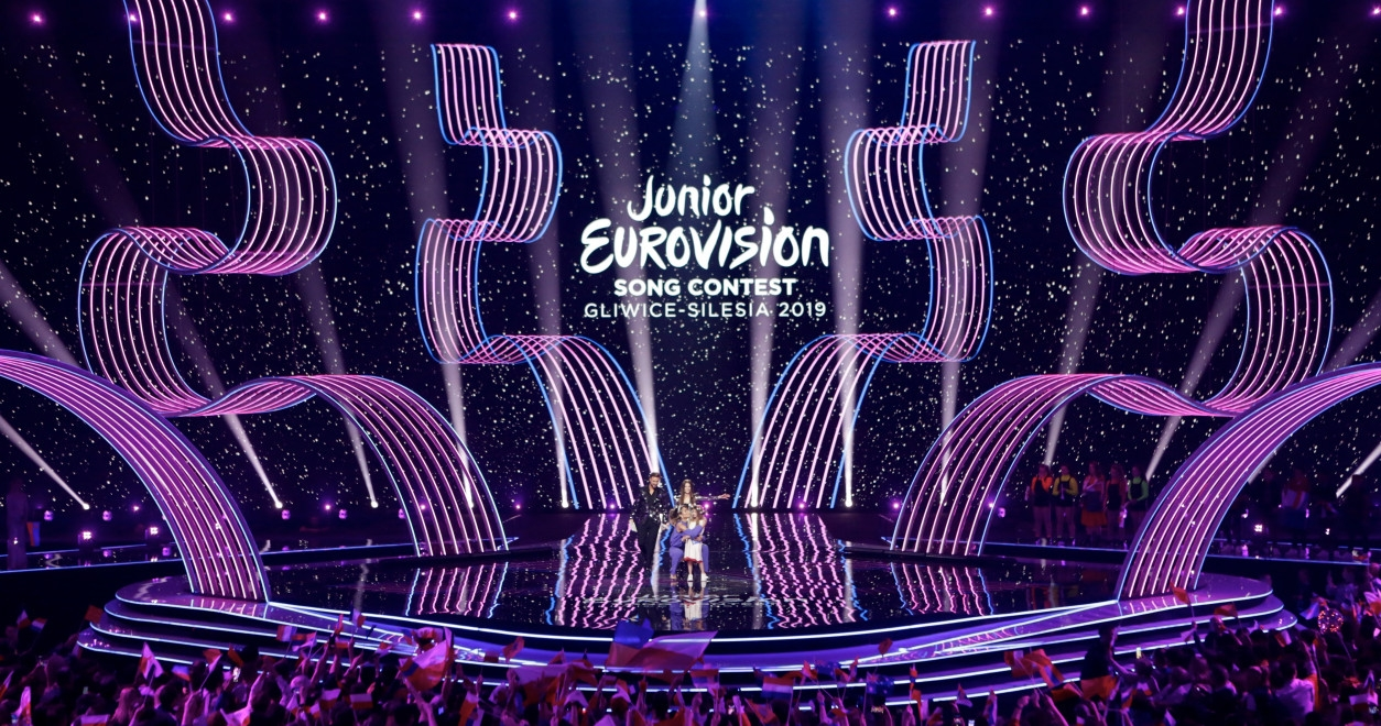 Детское Евровидение фото