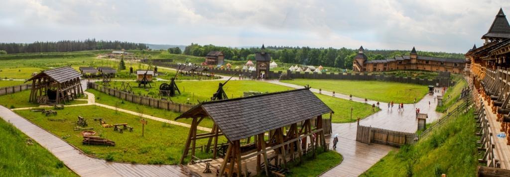 парк киевская русь открыт к посещению