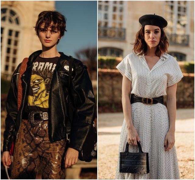 Стритстайл на Неделе высокой моды в Париже: как носить кутюр каждый день - фото №20