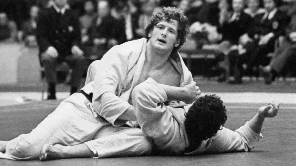Умер Сергей Новиков, олимпийский чемпион по дзюдо - фото №1