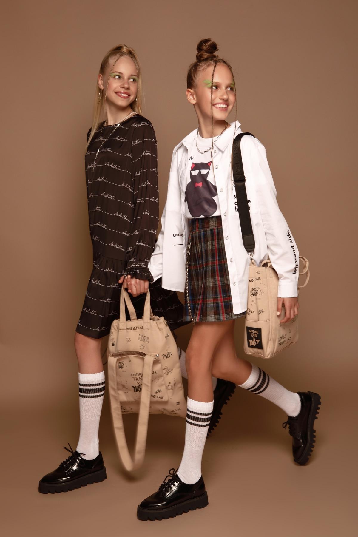 Школьная мода: Андре Тан представил новую коллекцию детской одежды (ФОТО) - фото №1