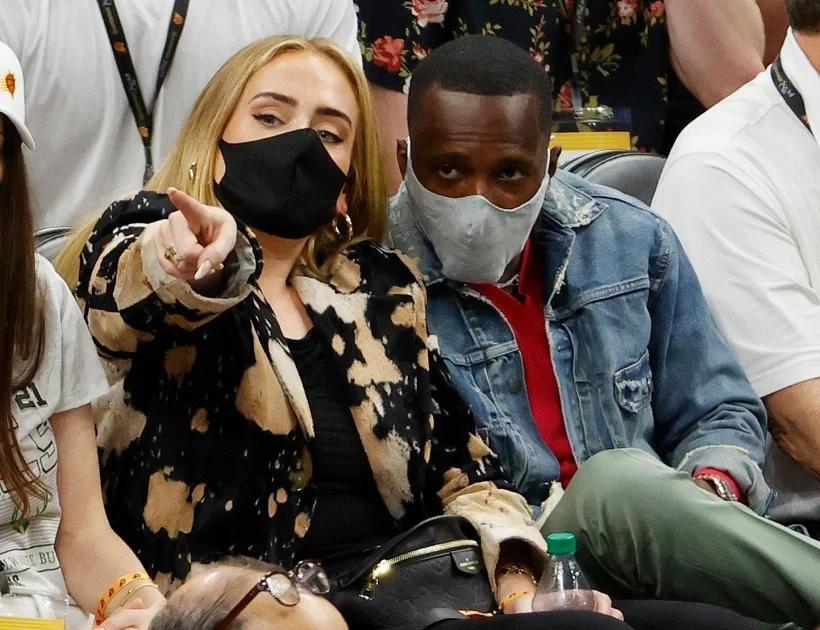 СМИ: певица Адель встречается с самым влиятельным спортивным агентом - фото №1