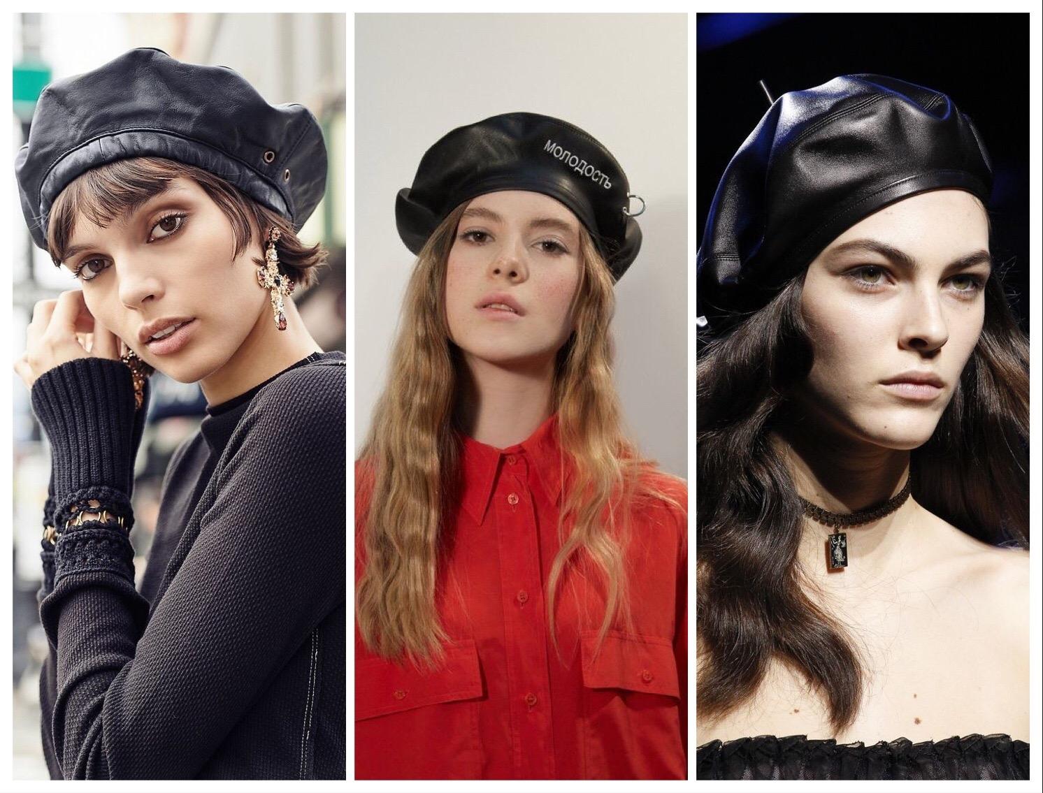 Самые модные головные уборы 2020 года (ФОТО) - фото №3