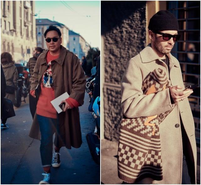Что носят в Милане: обзор лучших стритстайл-образов с Недели мужской моды - фото №20