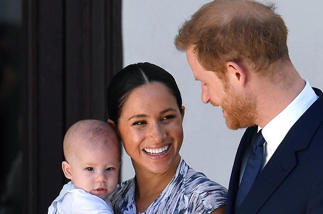 Принц Гарри и Меган Маркл получат награду за решение не заводить больше двух детей - фото №1