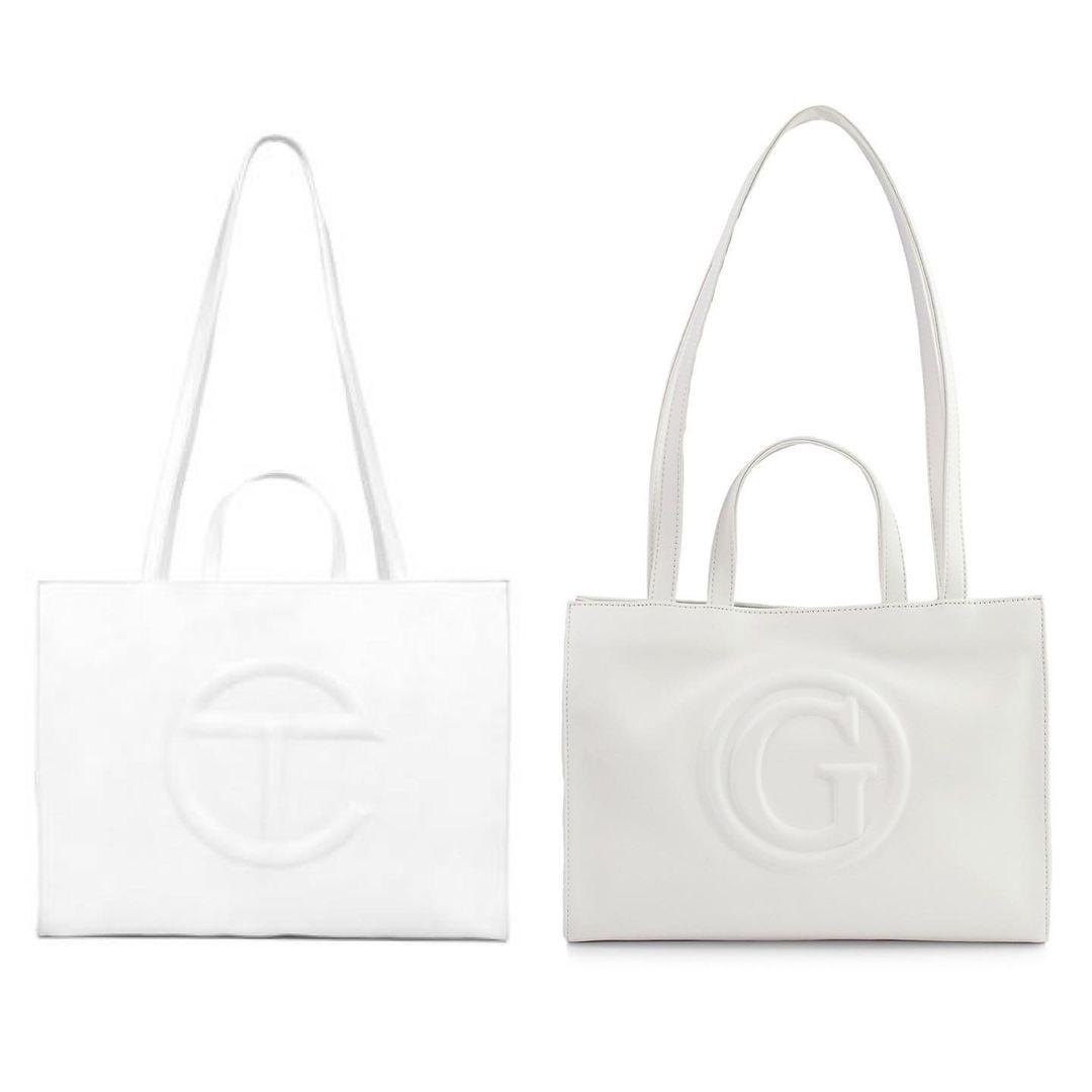 Не отличить: Guess украли дизайн популярной сумки Telfar (ФОТО) - фото №3