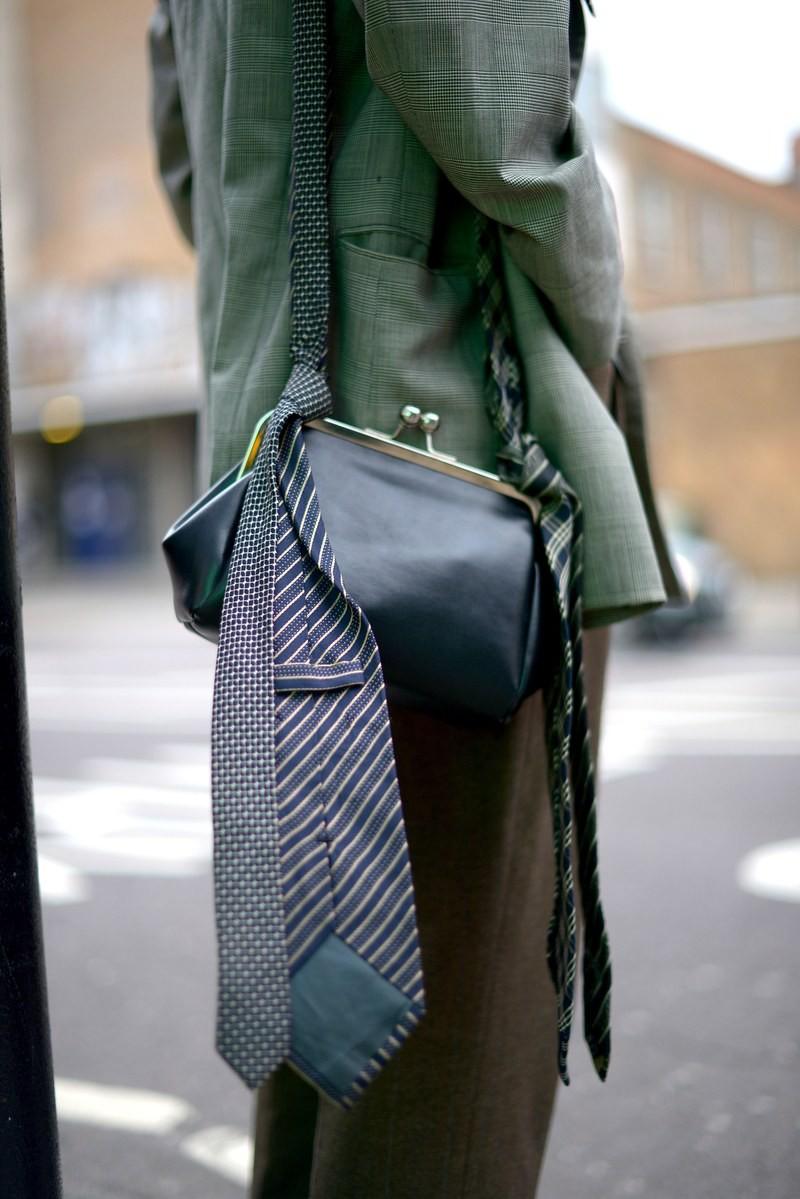 Мужская неделя моды в Лондоне: лучшие стритстайл-образы - фото №9