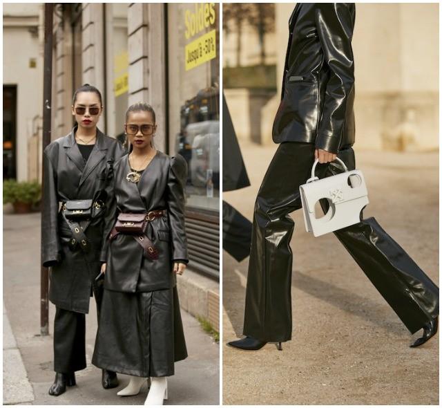 Что носят в Париже: стритстайл-образы гостей французской мужской Недели моды - фото №25