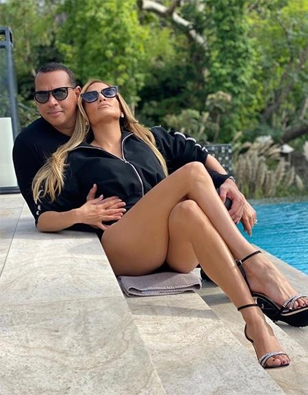 СМИ: Дженнифер Лопес стала часто проводить время с экс-бойфрендом Беном Аффлеком - фото №2