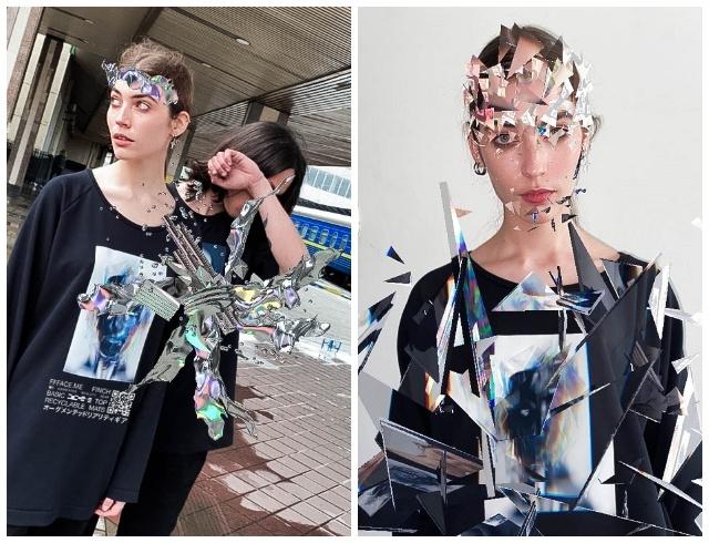 FINCH x FFFACE представили коллекцию первой цифровой одежды: как это работает (ВИДЕО) - фото №2