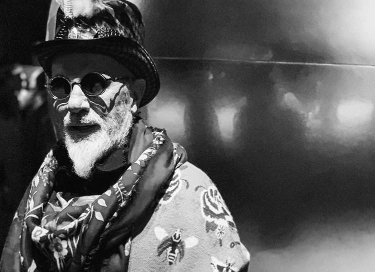 Шутки в сторону: Александр Гудков стал новым лицом модного бренда Gucci - фото №4