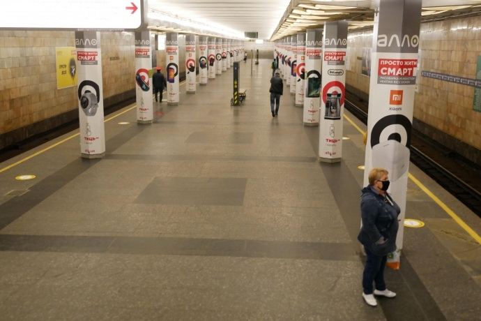 Исторический день: в Киеве открылось метро - фото №2