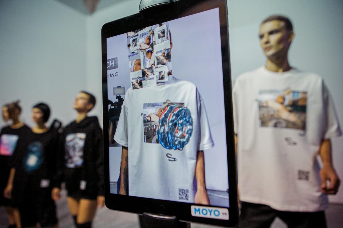 Переход моды в цифровую плоскость: FFFACE.ME x FINCH запустили AR-коллекцию в коллаборации с 7 международными художниками - фото №1