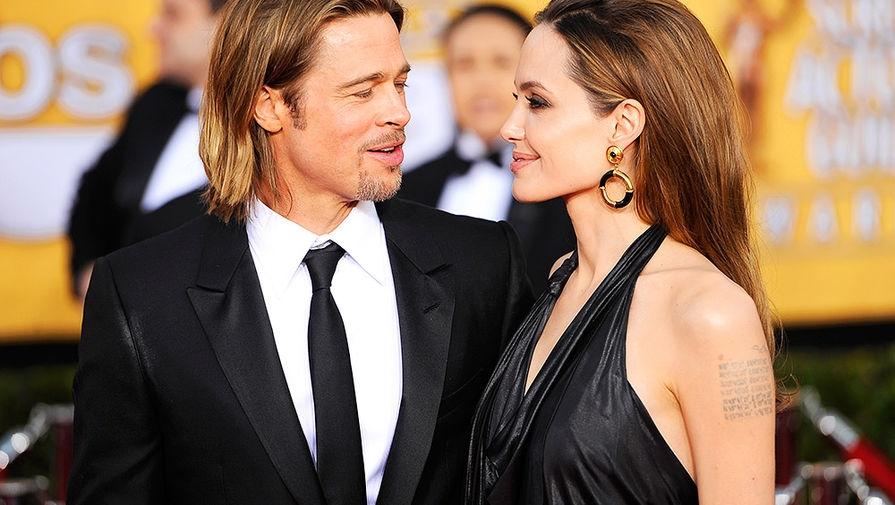 Анджелина Джоли хочет избавиться от общего бизнеса со своим экс-супругом Брэдом Питтом - фото №1