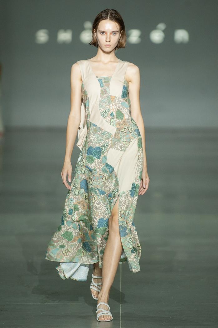 Новое поколение моды: знакомимся с молодыми дизайнерами, которые представили свои коллекции в рамках Ukrainian Fashion Week noseason sept 2021 - фото №6
