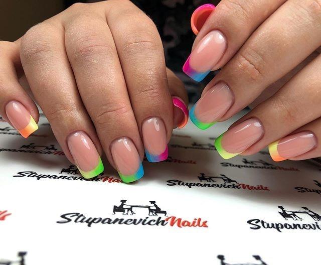 Стильный маникюр: ТОП-20 дизайнов ногтей на лето - фото №5