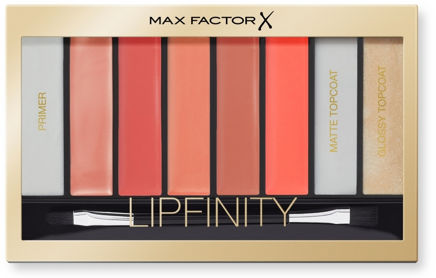 Max Factor Max Factor Lipfinity Palette