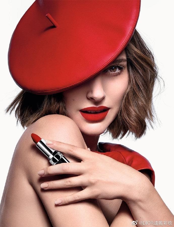 Натали Портман стала лицом новой рекламной кампании Dior (ФОТО+ВИДЕО) - фото №2