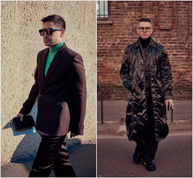 Что носят в Милане: обзор лучших стритстайл-образов с Недели мужской моды - фото №3