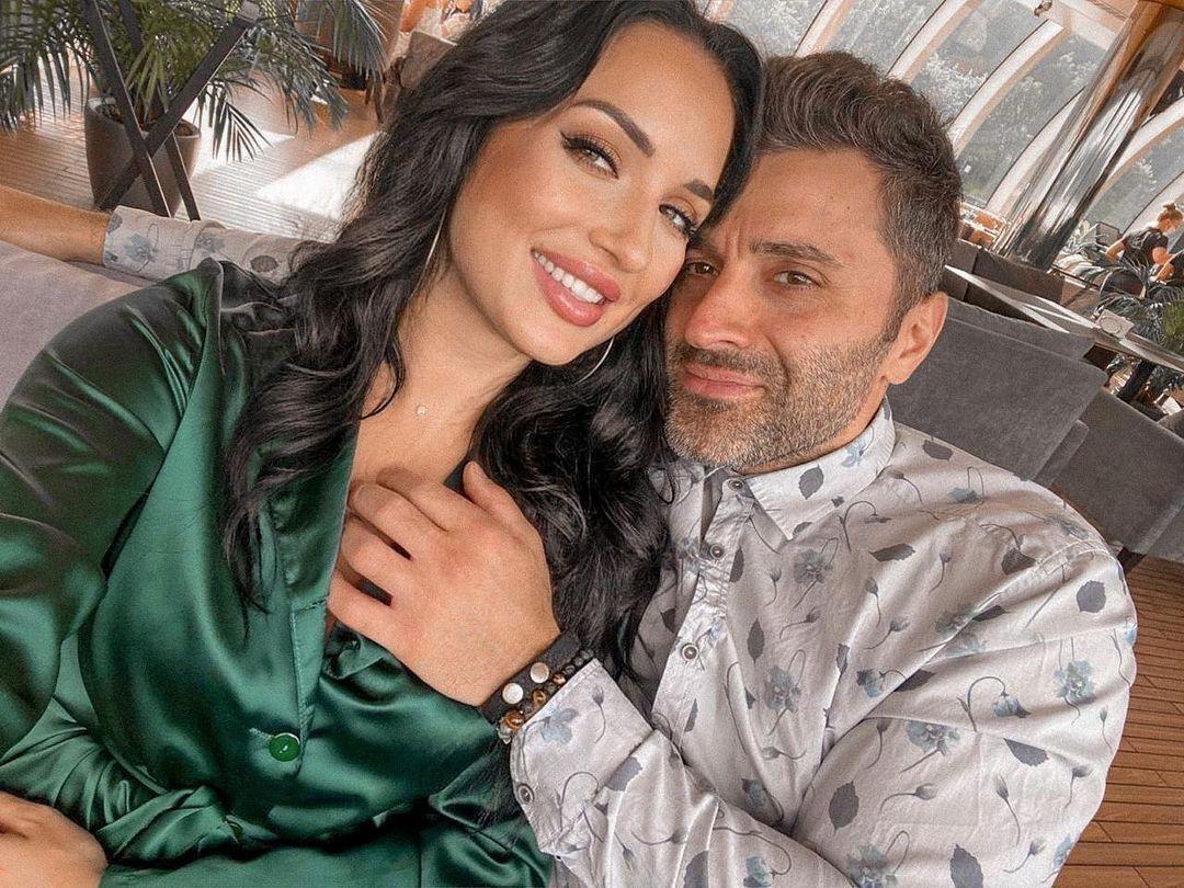 Экс-супруг Анфисы Чеховой Гурам Баблишвили стал отцом во второй раз - фото №2