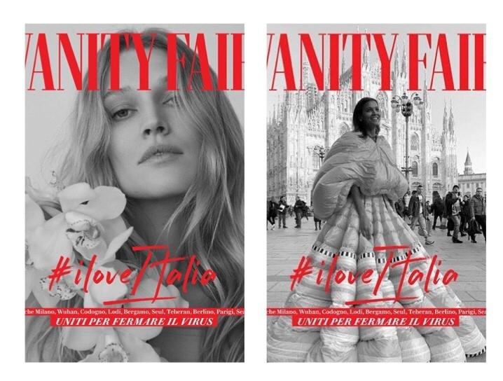 """""""Объединимся, чтобы остановить вирус"""" — невероятный фотопроект журнала Vanity Fair (ФОТО) - фото №4"""