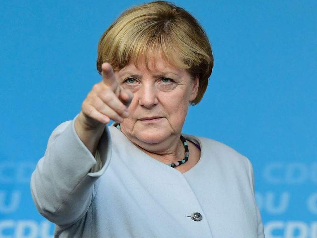 Ангела Меркель отправилась на карантин - фото №2