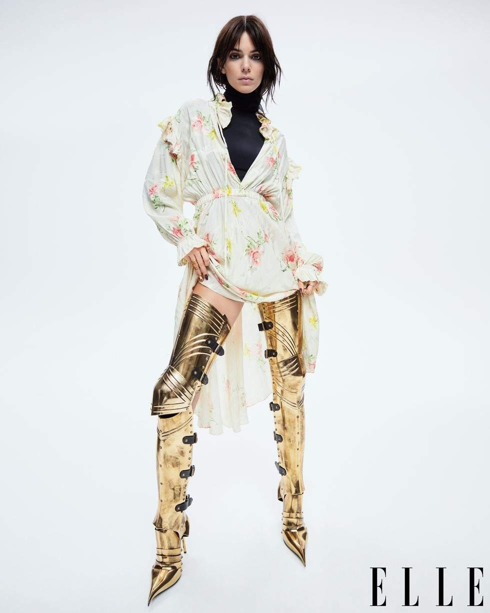 Кендалл Дженнер украсила обложку глянца: поклонники с трудом узнали модель (ФОТО) - фото №2