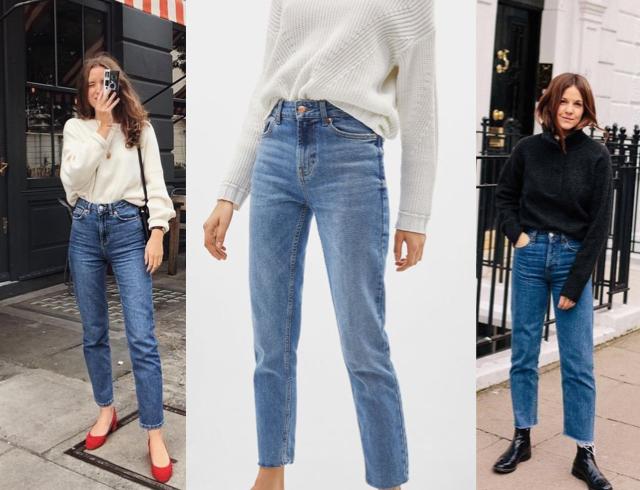 Джинсовая мода: какие джинсы носить в 2020 году (ФОТО) - фото №8