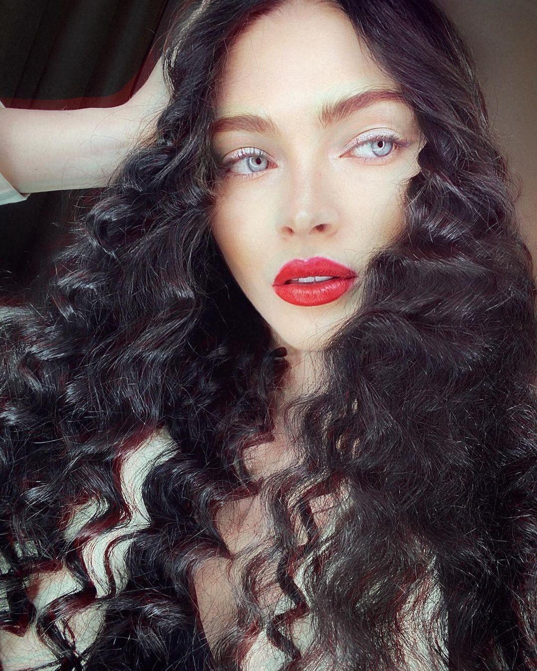 алена шишкова волосы