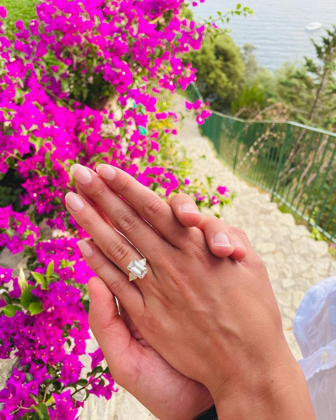 Ангел Victoria's Secret Тейлор Хилл выходит замуж (ФОТО) - фото №4