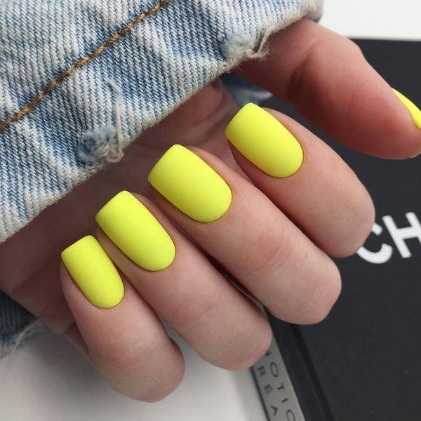 Стильный маникюр: ТОП-20 дизайнов ногтей на лето - фото №2