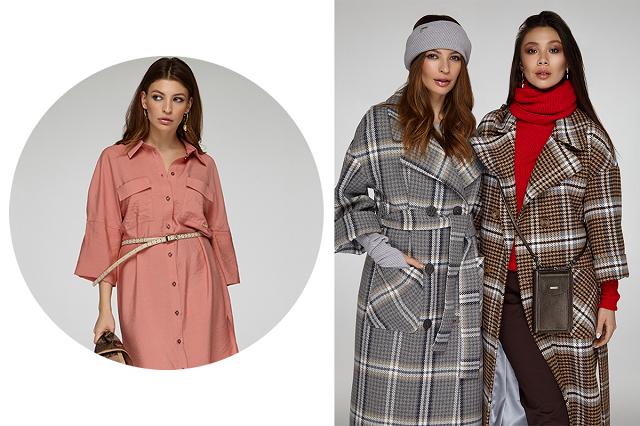 Одежда-трансформер и весенние мотивы в новой коллекции украинского бренда —SOLH - фото №3
