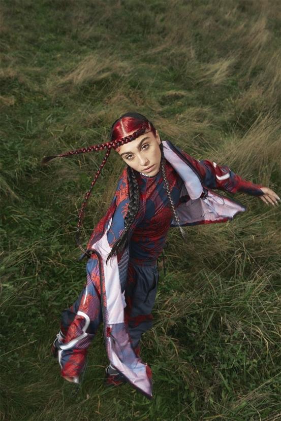Дочь Мадонны Лурдес Леон снялась в рекламной кампании Stella McCartney x Adidas (ФОТО) - фото №2
