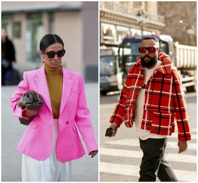 Что носят в Париже: стритстайл-образы гостей французской мужской Недели моды - фото №11