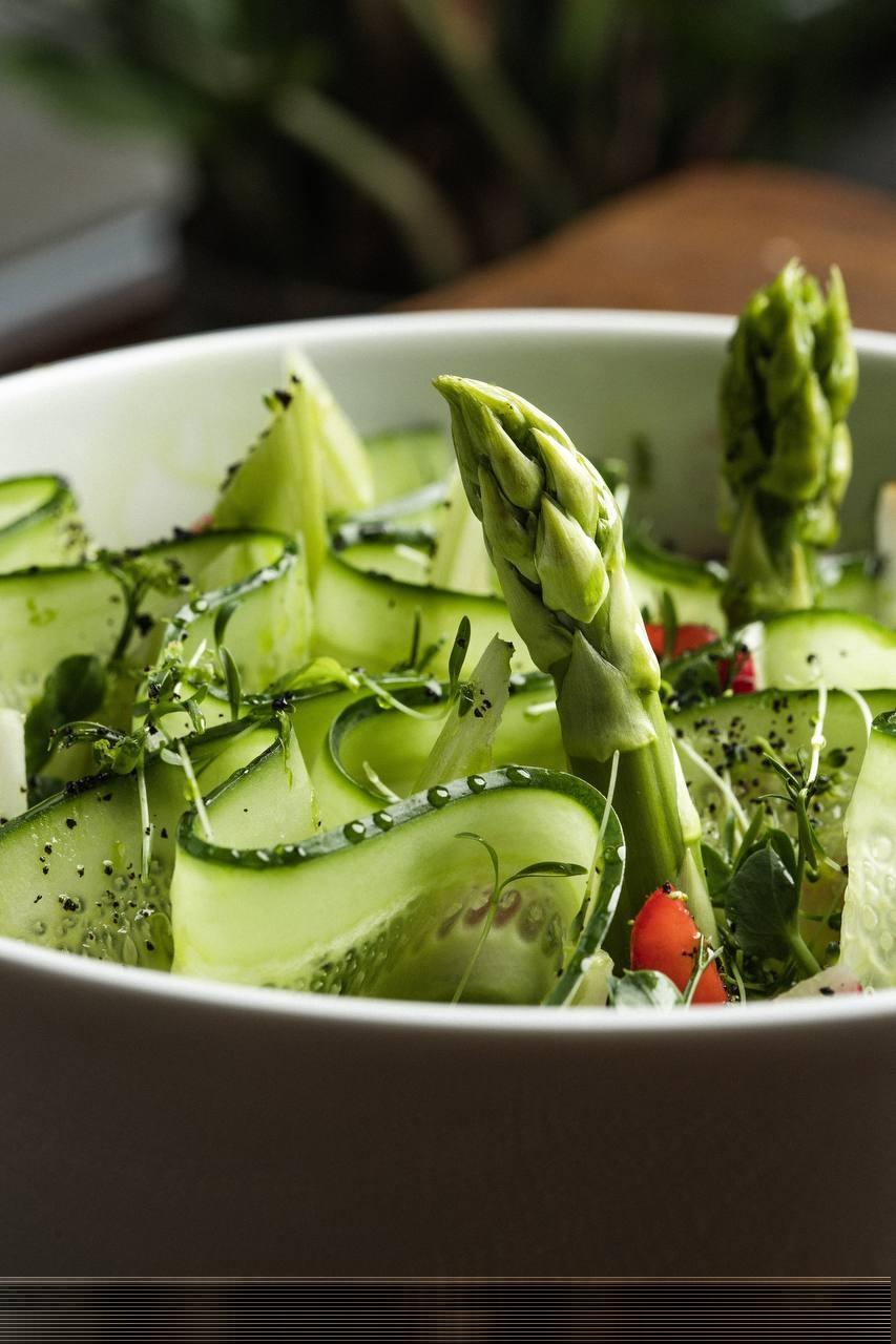 Рецепт салата с клубникой от Адского Шефа - фото №2