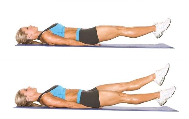 Фитнес дома: ТОП-10 простых упражнений для занятий на диване - фото №8