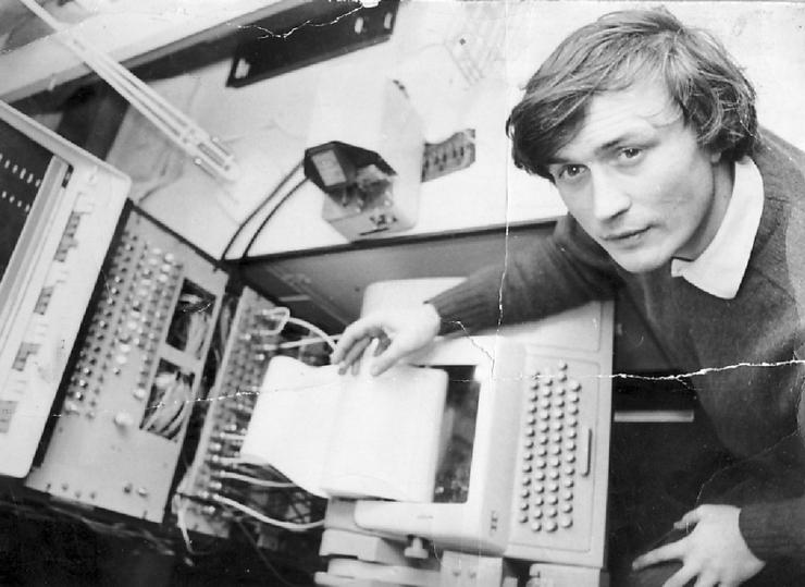 Умер Питер Зиновьев, основоположник электронной музыки - фото №2