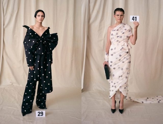 Неделя высокой моды в Париже: рассматриваем коллекции Armani, Jean Paul Gaultier и дургих диазйеров - фото №8