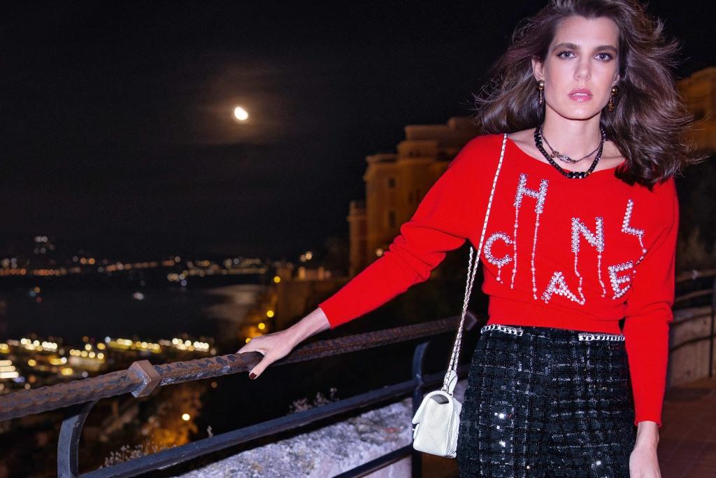 Внучка Грейс Келли Шарлотта Казираги снялась в рекламной кампании Chanel (ФОТО) - фото №3
